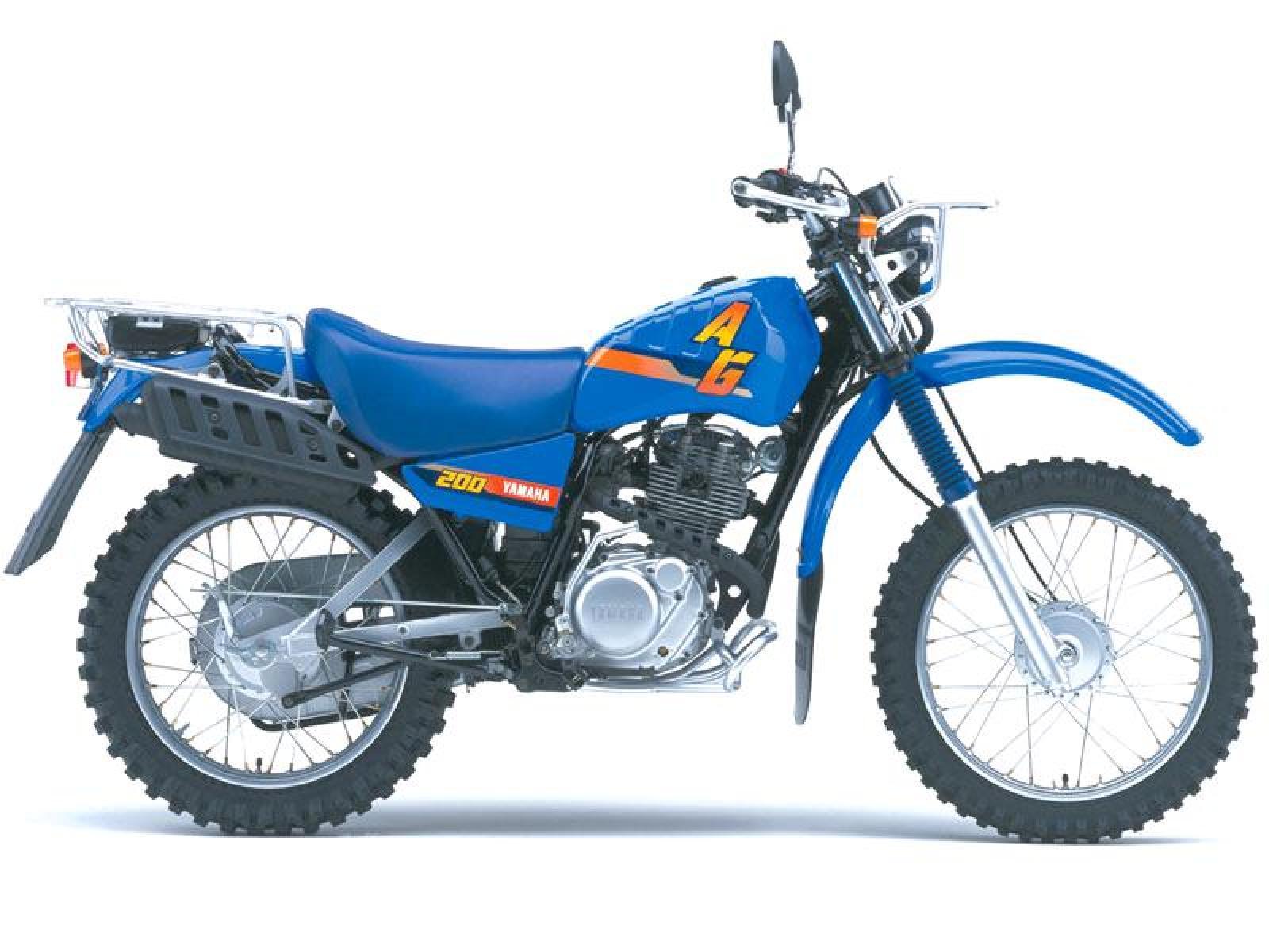 yamaha-ag-200-1
